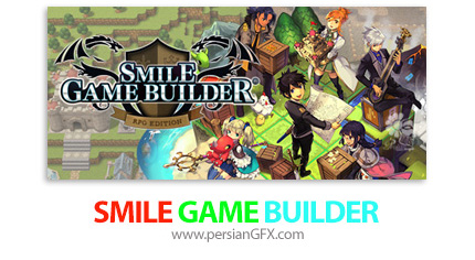 دانلود نرم افزار طراحی بازی بدون نیاز به برنامه نویسی - SMILE GAME BUILDER v1.8.0.7