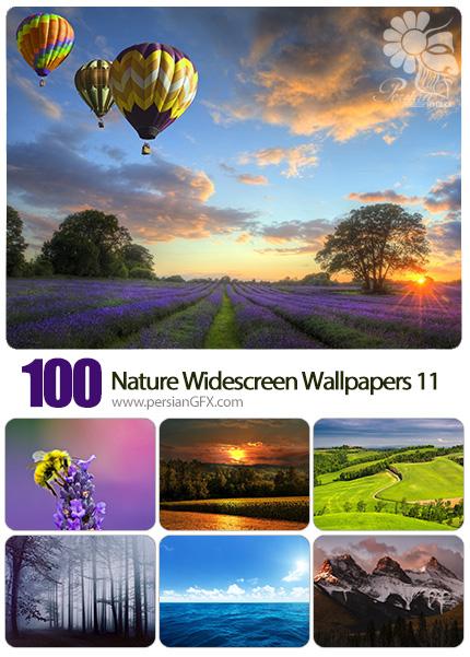دانلود مجموعه والپیپرهای عریض طبیعت - Most Wanted Nature Widescreen Wallpapers 11