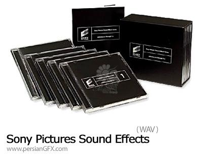 دانلود مجموعه افکت های صوتی حیوانات، عناصر پس زمینه، انفجار، جنگی و ... - Sony Pictures Sound Effects