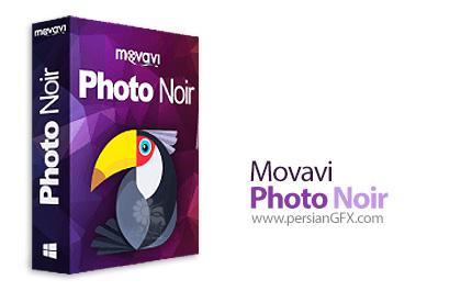 دانلود نرم افزار تبدیل عکس ها به فرم سیاه و سفید - Movavi Photo Noir v1.0.1