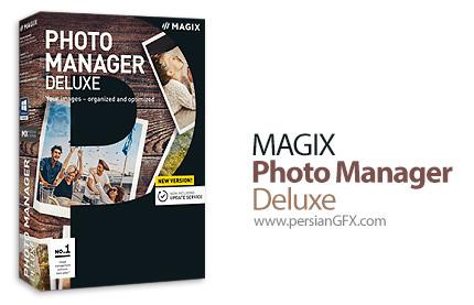 دانلود نرم افزار سازماندهی و مدیریت آلبوم عکس های دیجیتال - MAGIX Photo Manager 17 Deluxe v13.1.1.9
