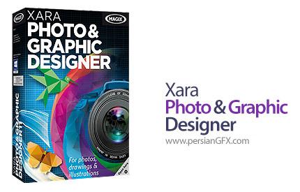 دانلود نرم افزار طراحی و ترسیم تصاویر - Xara Photo & Graphic Designer v15.0.0.52288