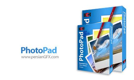 دانلود نرم افزار ویرایش عکس - NCH PhotoPad Image Editor Professional v4.16