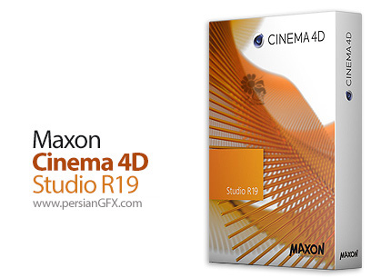دانلود نرم افزار سینمافوردی برای طراحی و مدل سازی سه بعدی - Maxon CINEMA 4D Studio R19.024 Build RB209858 x64