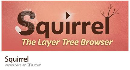 دانلود اسکریپت گروه بندی لایه ها در افترافکت به همراه آموزش ویدئویی - Squirrel v1.0.0