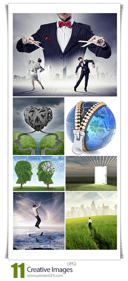 دانلود تصاویر با کیفیت خلاقانه - Creative Images