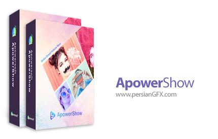 دانلود نرم افزار ساخت فیلم و اسلایدشو - ApowerShow v1.0.4