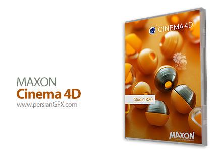 دانلود نرم افزار طراحی و مدل سازی سه بعدی - Maxon CINEMA 4D Studio R20.055 Build RB267596 x64