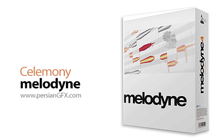 دانلود نرم افزار ویرایش نت های موسیقی - Celemony Melodyne Studio v4.2.0.2