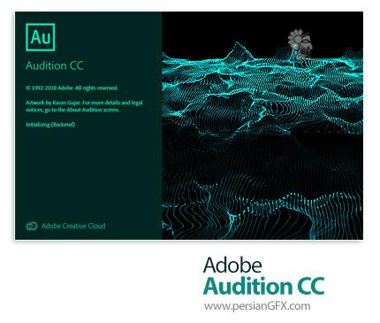 دانلود نرم افزار ادوبی آدیشن سی سی 2019 - Adobe Audition CC 2019 v12.1.0.180 x64