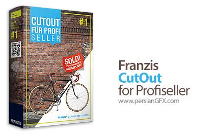 دانلود نرم افزار جداسازی یک شیء از عکس و تغییر تصویر پس زمینه - Franzis CutOut for Profiseller 1.0 v5.0.0.1