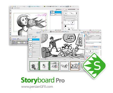 دانلود نرم افزار ساخت استوری بورد - Toon Boom Storyboard Pro 20 v20.10.0 Build 16510 x64