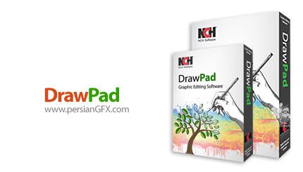 دانلود نرم افزار نقاشی و طراحی - NCH DrawPad Pro v6.37 Beta