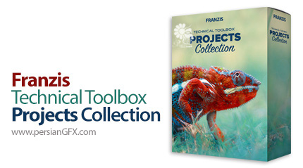 دانلود مجموعه نرم افزاری ویرایش و بهبود کیفیت عکس های دوربین گوشی - Franzis Technical Toolbox Projects Collection v1.0