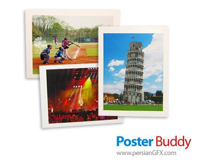 دانلود نرم افزار ساخت پوستر عکس - SRS1 Poster Buddy v2.12