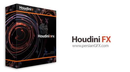 دانلود نرم افزار طراحی و مدلسازی سه بعدی - Houdini FX v17.0.506 x64