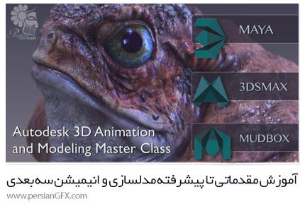 دانلود آموزش مقدماتی تا پیشرفته مدلسازی و انیمیشن سه بعدی از یودمی - Udemy 3D Animation And Modeling Master Class Beginner To Advanced