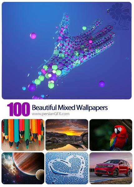دانلود والپیپرهای زیبا و متنوع - Beautiful Mixed Wallpapers 19