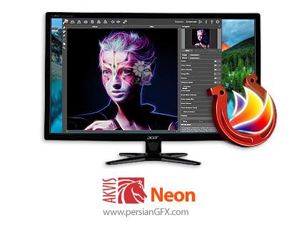 دانلود نرم افزار تبدیل عکس ها به تصاویر نئونی و درخشان - AKVIS Neon v3.1.458.17426 x86/x64