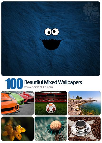 دانلود والپیپرهای زیبا و متنوع - Beautiful Mixed Wallpapers 20
