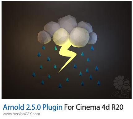دانلود پلاگین Arnold 2.5.0 برای Cinema 4d R20 - Arnold 2.5.0 Plugin For Cinema 4d R20