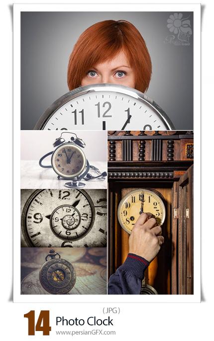 دانلود تصاویر با کیفیت ساعت، ساعت دیواری، ساعت زنگدار و ساعت آویزی - Photo Clock