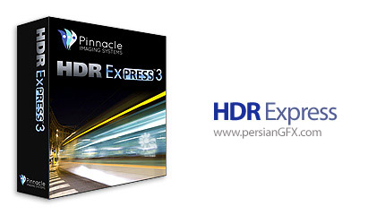دانلود نرم افزار ایجاد تصاویر اچ دی آر - Pinnacle Imaging HDR Express v3.5.0 Build 13784 x64