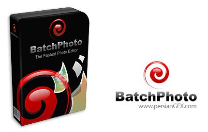 دانلود نرم افزار ویرایش گروهی تصاویر - BatchPhoto Pro / Enterprise v4.4 Build 2019.06.20