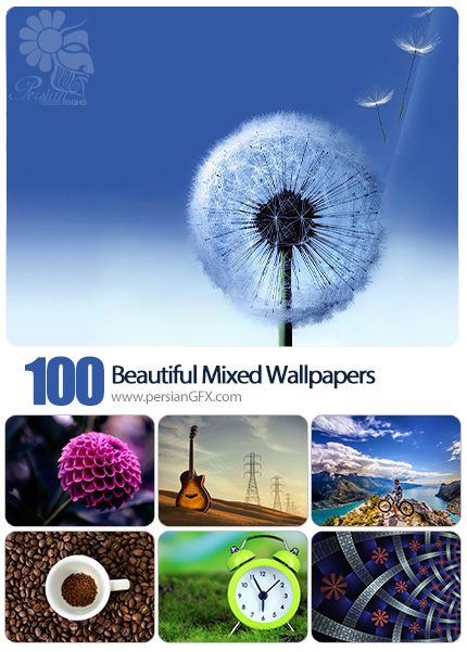 دانلود والپیپرهای زیبا و متنوع - Beautiful Mixed Wallpapers 25