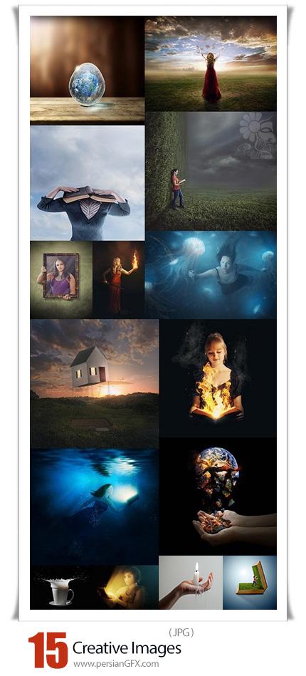 دانلود 15 عکس با کیفیت هنری خلاقانه - Creative Images