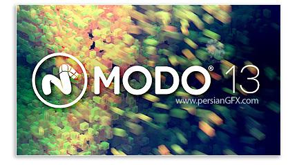 دانلود نرم افزار طراحی حرفه ای مدل های سه بعدی - The Foundry MODO v13.1v1 x64