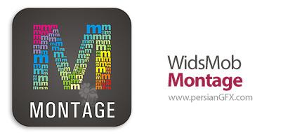 دانلود نرم افزار موزاییکی کردن عکس - WidsMob Montage 2021 v1.3.0.98