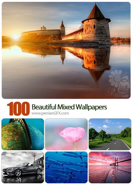 دانلود والپیپرهای زیبا و متنوع - Beautiful Mixed Wallpapers 27
