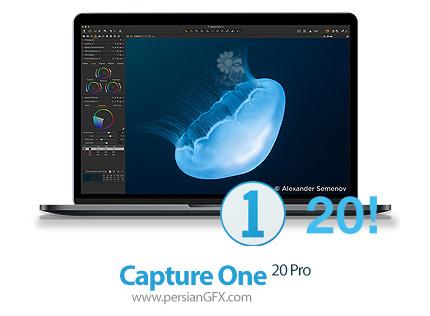 دانلود نرم افزار ویرایش حرفه ای عکس های دیجیتال - Capture One 20 Pro v13.0.0.155 x64
