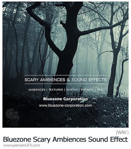 دانلود مجموعه افکت صوتی محیطی ترسناک - Bluezone Corporation Scary Ambiences And Sound Effects