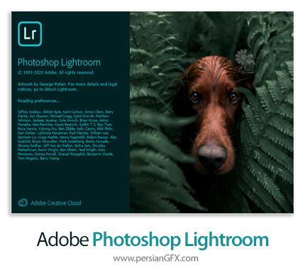 دانلود نرم افزار ویرایشگر دیجیتالی تصاویر؛ ادوبی فتوشاپ لایتروم - Adobe Photoshop Lightroom v3.4.0 x64