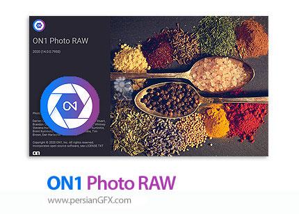 دانلود نرم افزار افکت گذاری و ویرایش عکس - ON1 Photo RAW 2020.1 v14.1.0.8739 x64