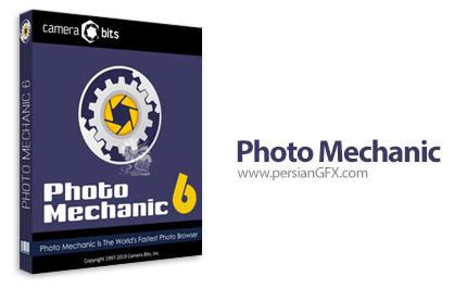 دانلود نرم افزار مدیریت عکس - Camera Bits Photo Mechanic v6.0 Build 4484 x64