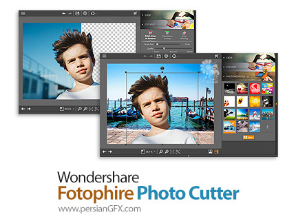 دانلود نرم افزار حذف بک گراند عکس - Wondershare Fotophire Photo Cutter v7.4.6716.18265