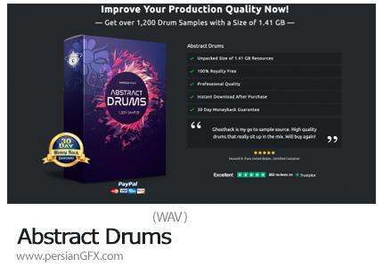 دانلود مجموعه افکت صوتی درام انتزاعی - Abstract Drums