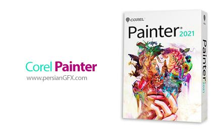 دانلود نرم افزار خلق نقاشی های طبیعی - Corel Painter 2021 v21.0.0.211 x64