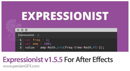دانلود پلاگین Expressionist برای افترافکتس - Expressionist v1.5.5 For After Effects