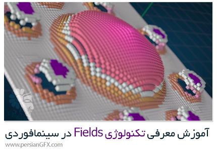 دانلود آموزش سینمافوردی برای معرفی تکنولوژی Fields - Demystifying Cinema 4D Fields Introduction