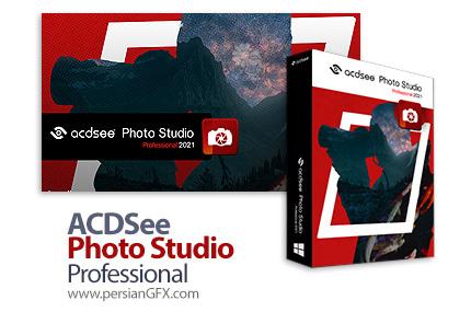 دانلود نرم افزار کامل ترین جعبه ابزار برای عکاسان - ACDSee Photo Studio Professional 2021 v14 Build 2431 x64