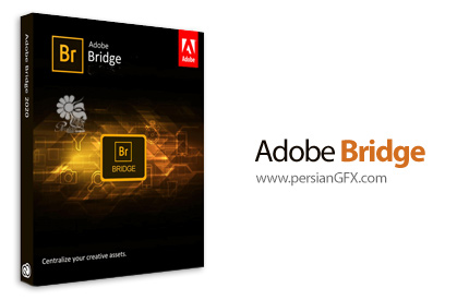 دانلود نرم افزار ادوبی بریج 2021 - Adobe Bridge 2021 v11.0.1.109 x64