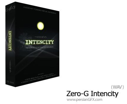 دانلود مجموعه افکت صوتی سینمایی - Zero-G Intencity