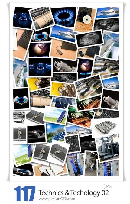 دانلود مجموعه تصاویر با موضوعات لنز، تجهیزات دندانپزشکی، هواپیما، گاز، هلی کوپتر و ... - Technics And Techology 02