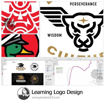 دانلود آموزش یادگیری طراحی لوگو - Learning Logo Design