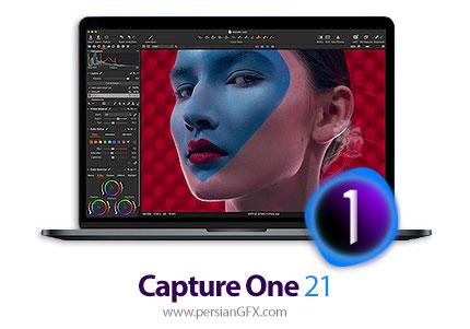 دانلود نرم افزار ویرایش حرفه ای عکس های دیجیتال - Capture One 21 Pro v14.0.0.156 x64