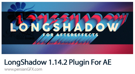 دانلود پلاگین LongShadow برای افترافکتس - LongShadow 1.14.2 Plugin For After Effect